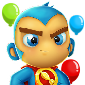 Bloons Supermonkey 2 For PC (Windows & MAC)