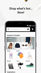 AliExpress Shopping App - Coupons For New User Screenshot
