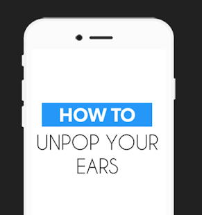 How To Unpop Your Ears‏‎ Fast - screenshot
