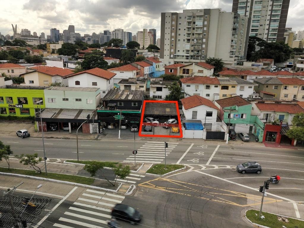 Brooklin - Terreno 183m² na Avenida Roque Petroni Júnior para Venda.
