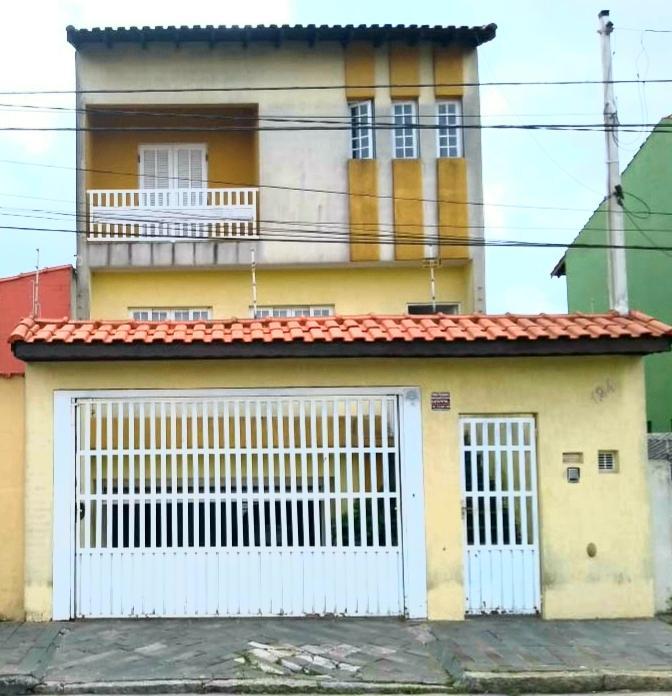 Sobrado Vila Bela Vista Santo André