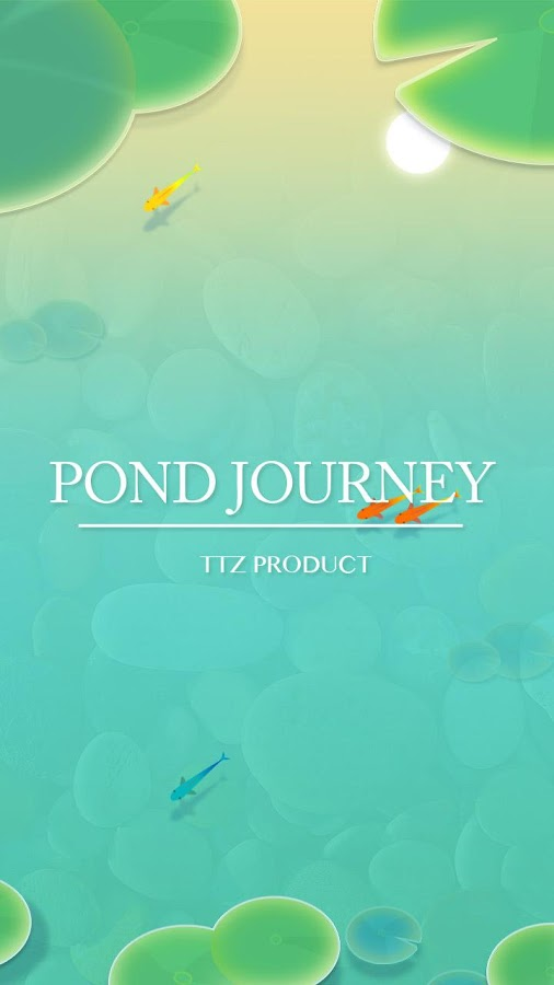 POND JOURNEY Screenshot