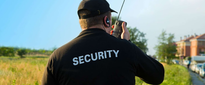 manned guarding service by oracle security services