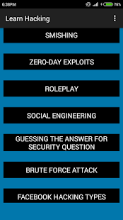 Download Full Learn Hacking 3.1 APK