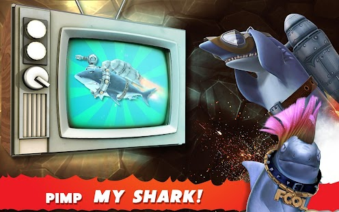 Download Hungry Shark Evolution APK for Android Kitkat