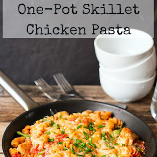 30-Minute Skillet Chicken Pasta