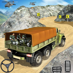 Offroad US Army Vehicle Driving Released on Android - PC / Windows & MAC