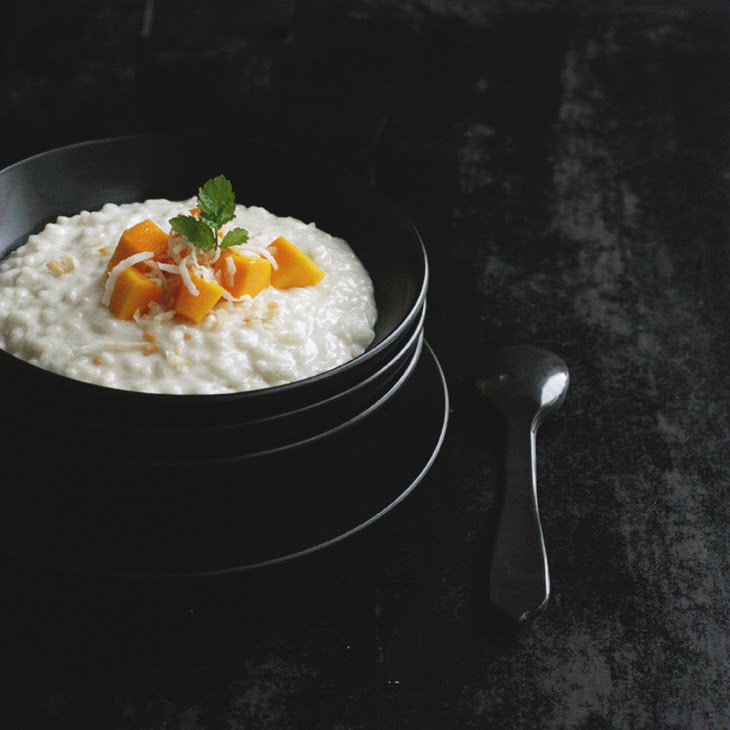 MANGO COCONUT RICE PUDDING Recipe | Yummly