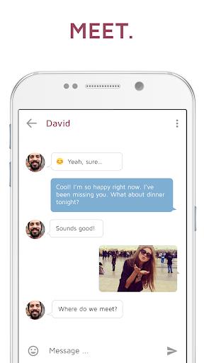 Jaumo Flirt Chat & Dating screenshot 3