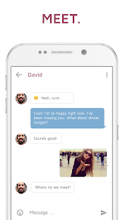 Jaumo Flirt Chat & Dating Screenshot