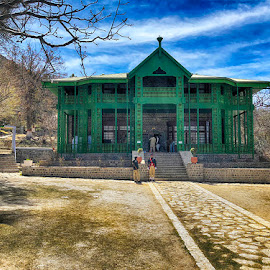 by Abdul Rehman - Buildings & Architecture Public & Historical ( balochistan, ziarat, pakistan, historical, history )