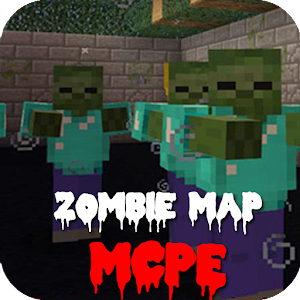Zombie Arena PVP map for MCPE For PC / Windows 7/8/10 / Mac – Free Download