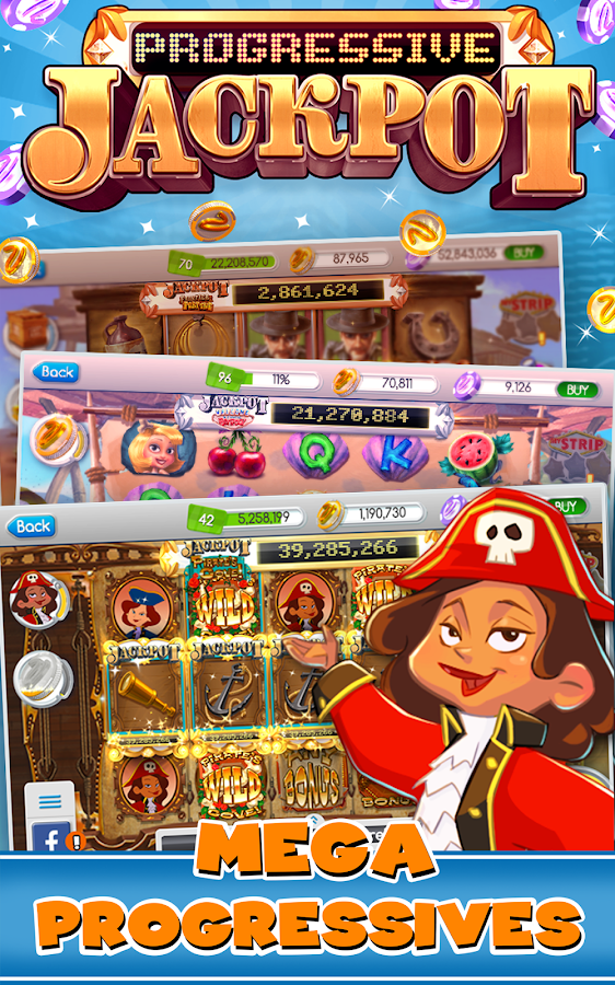 myVEGAS Slots - Free Casino Screenshot 4