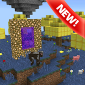 The Aether map for Minecraft APK for iPhone