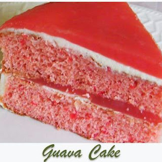 Guava Cake Recipes
