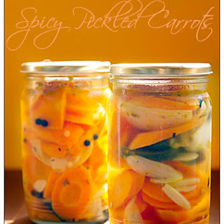 Escabeche Carrots Recipes