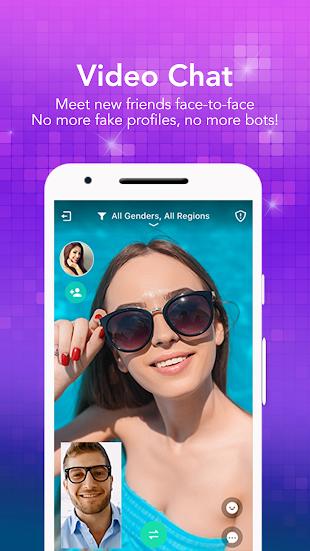 random video chat app iphone