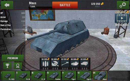 Tanks:Hard Armor 2 - screenshot