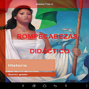 Rompecabezas Didáctico 5to Historia de México for PC-Windows 7,8,10 and Mac