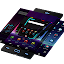Free Theme for Android Shine3D APK for Blackberry