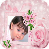 App Lucky Flower Photo Frames version 2015 APK