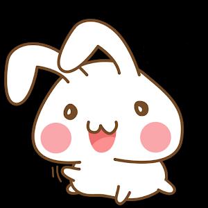 Onigiri Bunny Sticker For PC / Windows 7/8/10 / Mac – Free Download