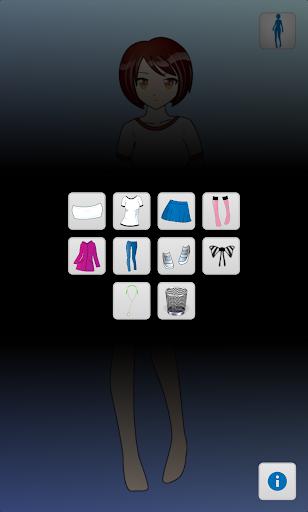 Anime Dress Up - screenshot
