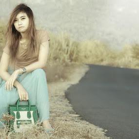 by N.T Irwanto - People Portraits of Women
