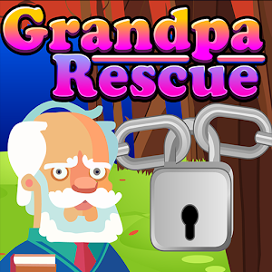 Grandpa Rescue Game 108
