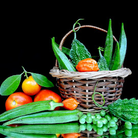 Veg time  by Asif Bora - Food & Drink Fruits & Vegetables