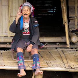 Hi by Fernanda Paixão - People Portraits of Women ( fashion, nature, colors, woman, tribal, natural )