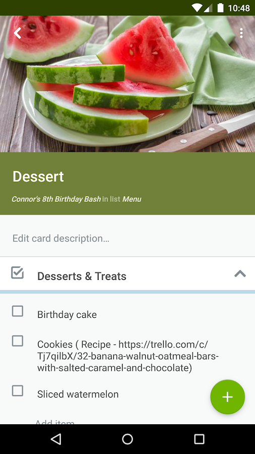 Trello Screenshot 4