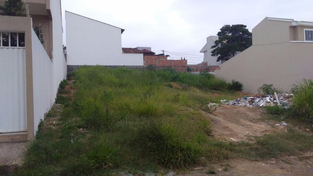 Terreno  residencial à venda, Novo Horizonte, Macaé.