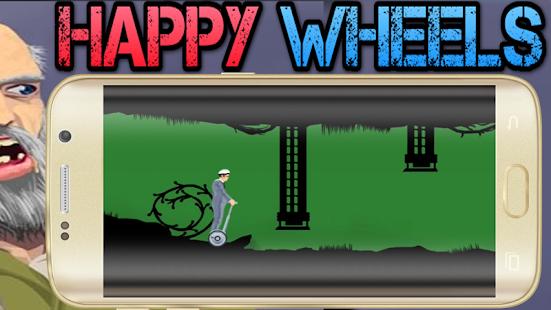 Free Happy Wheels Tips APK for Bluestacks