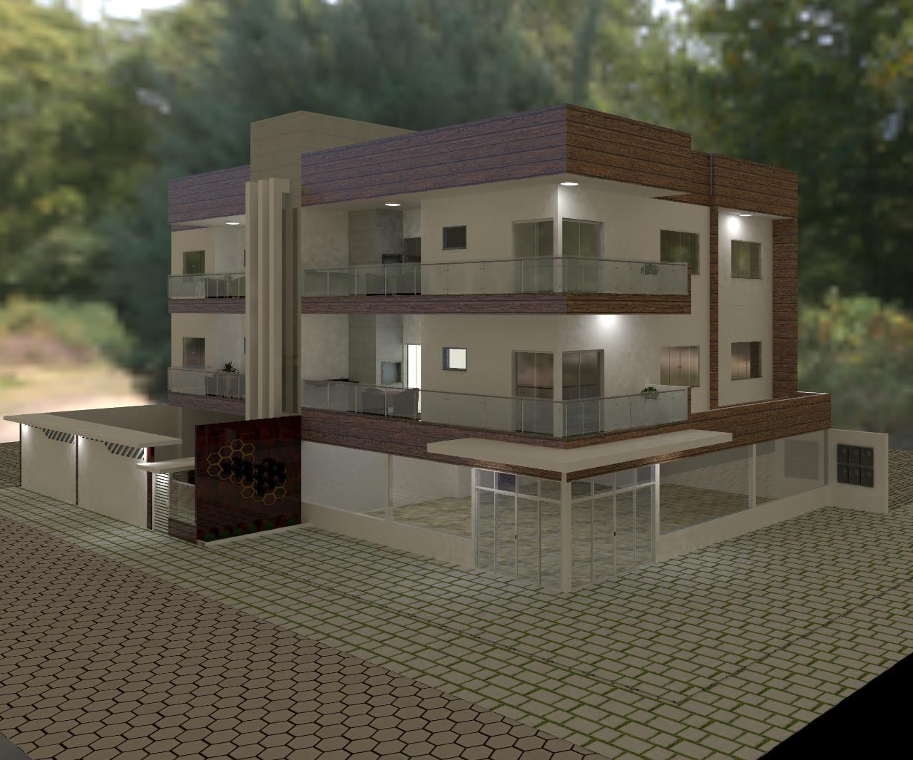 Apartamento com 2 dormitórios à venda, 109 m² por R$ 298.000,00 - Jardim Perola do Atlântico - Itapoá/SC
