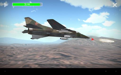 Strike Fighters Attack (Pro) - screenshot