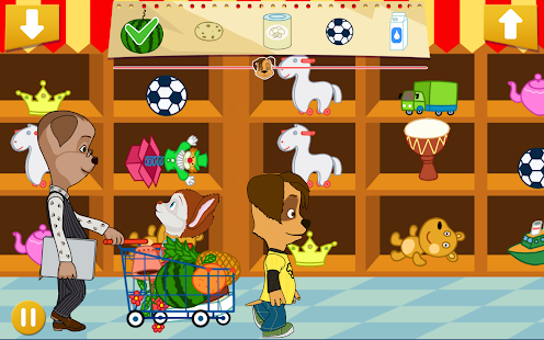 Game Puppies family shopping APK for Windows Phone