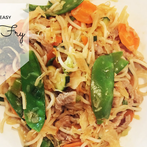 Super Easy Stir Fry