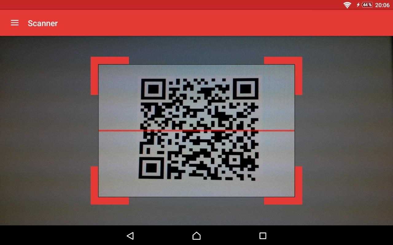 ScanDroid code scanner (PRO) Screenshot 12