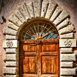Doors by Jim Antonicello - Buildings & Architecture Architectural Detail ( doors, naples )
