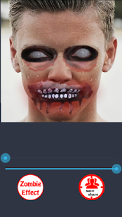 Zombie Face Changer-Makeup - screenshot