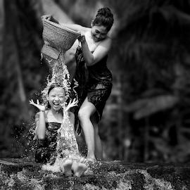 by DODY KUSUMA  - Black & White Portraits & People