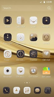 Theme for Huawei Mate 8 - screenshot