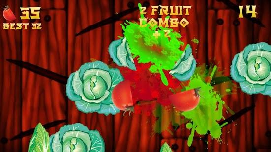 ninja fruit slice tomato a fruit or vegetable