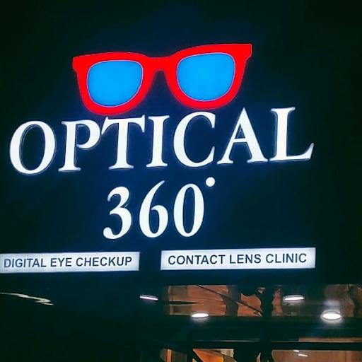 Optical 360, Wanowrie, Wanowrie logo