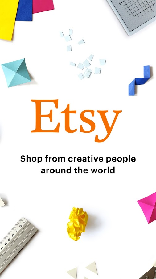 Etsy: Handmade & Vintage Goods Screenshot 0