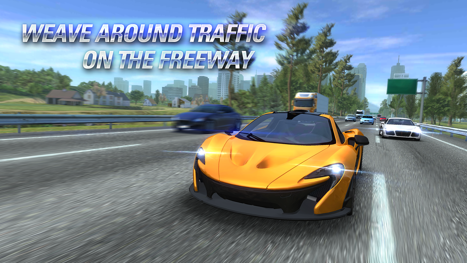 Overtake : Traffic Racing Screenshot 0