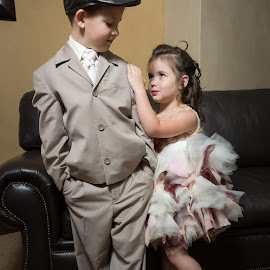 Ring Bearer & Flower Girl by Riaan Roux - Wedding Other ( bearer, ring, girl, flower )
