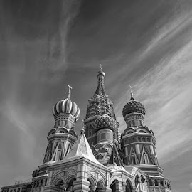 Saint Basil's Cathedral by Syarif Rohimi - Buildings & Architecture Public & Historical (  )