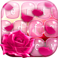 Pink Rose Keyboard APK for Ubuntu